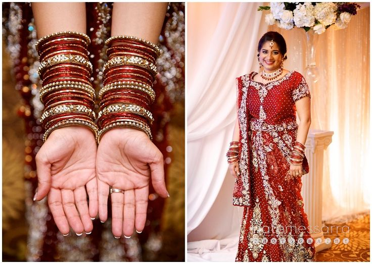 Gorgeous South Asian Bride | South Asian Christian Wedding | Nate Messarra Photography