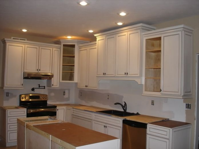 Kitchen Cabinets 40 Inches High