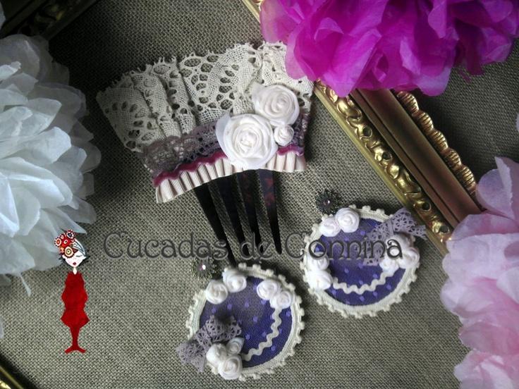 Cucadas de Connina: Complementos de Flamenca 2012