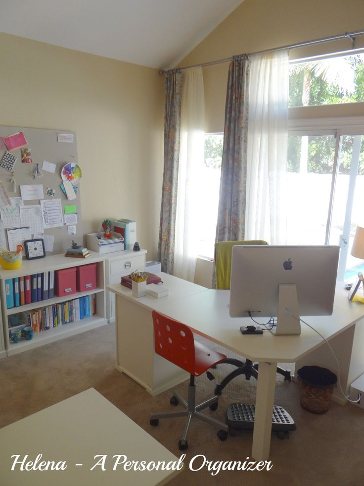 Home Office Organization Ideas Offices, Beautiful space