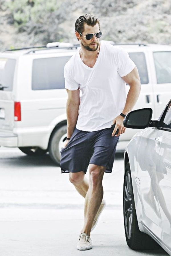 Hot Beach Outfit For Men to Follow in 20160211