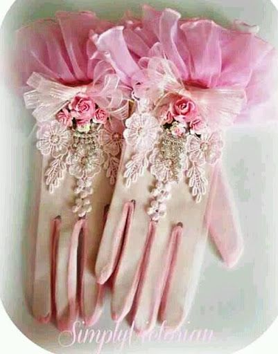 So delicate and feminine
