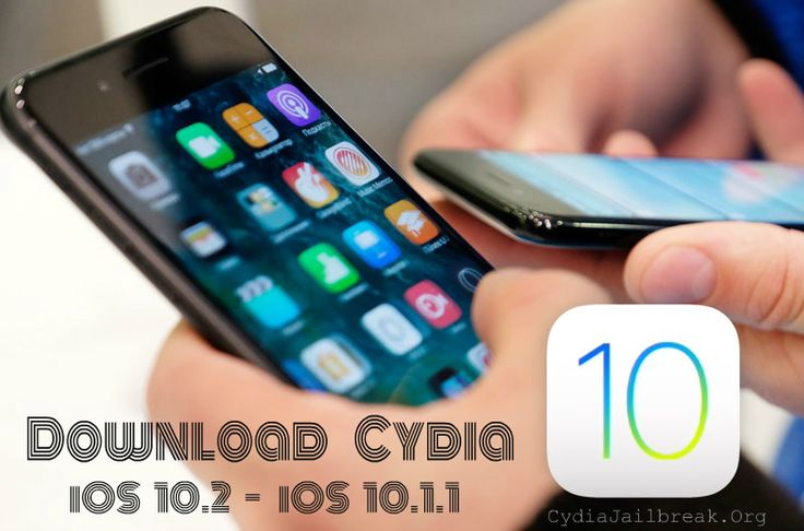 Cydia is the main reason for jailbreaking. Cydia is a third-party app store similar to the default Apple app store present in iOS devices and it has many more interesting applications, themes, tweaks that are not available in Apple official App store. You cannot download Cydia iOS 10.2, iOS 10.1.1 or lower running devices through the Apple appstore, first you need to jailbreak iOS 10.2, iOS 10.1.1
