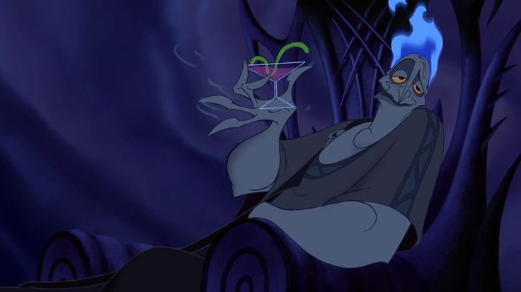 """""""Which Villain Are You? You're Hades! You're overly sarcastic and probably have a fiery personality. Friends describe you as a fast-talker, and you're really dedicated to whatever cause you take on. Just stay away from Zeus, okay?"""" oh my gosh guys just oh my gosh this is literally me okay wow idk how to feel about this"""