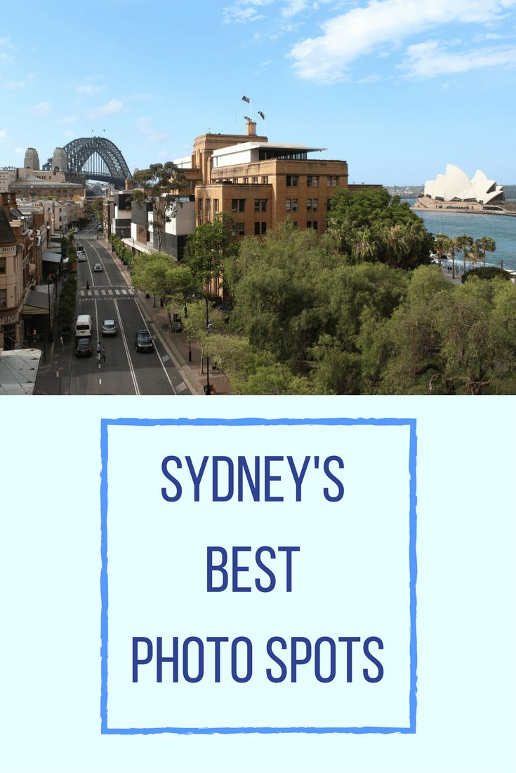 Sydney's Iconic Photo Spots. Sydney Harbour Bridge, Opera House and Bondi Beach...the best places to photograph when visiting Sydney.