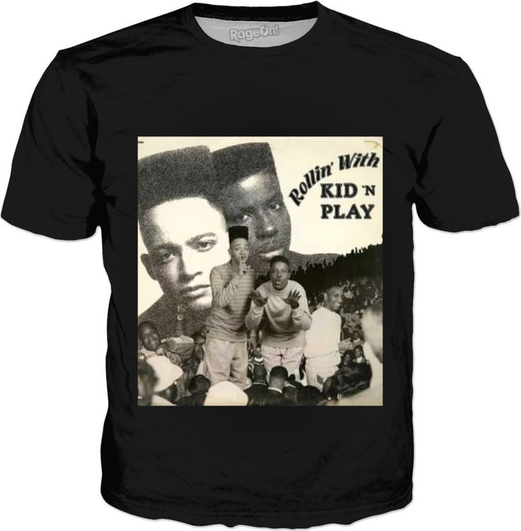 Rollin' with Kid n Play