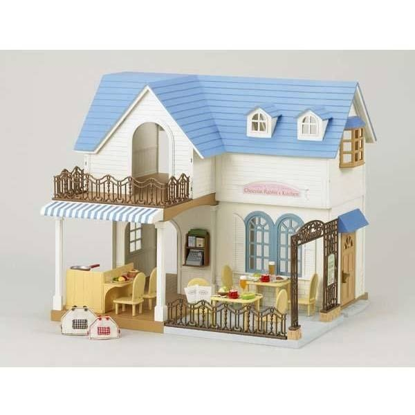 306 best my calico critters sylvanian families images on for Aurora maison de cuisine