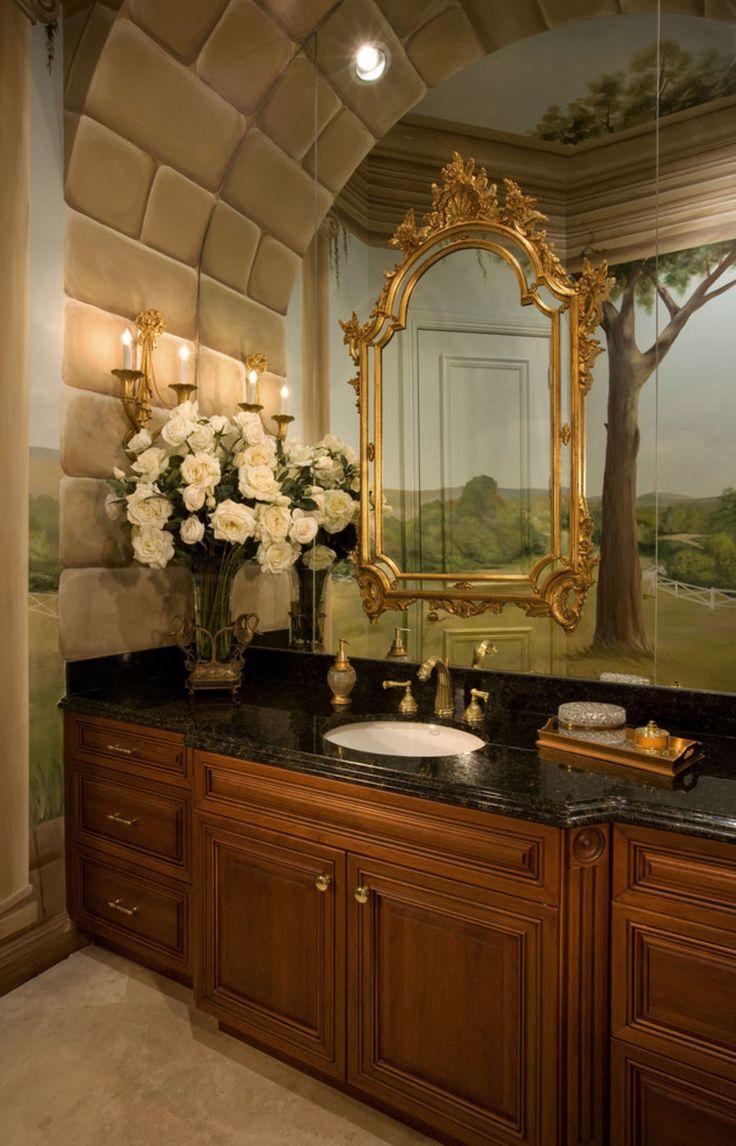 565 best Lavish Bathrooms images on Pinterest | Beautiful ...