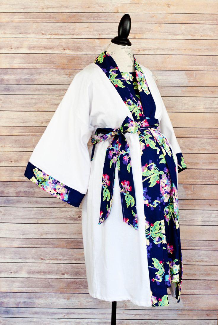 Alli - Maternity Delivery & Nursing Robe