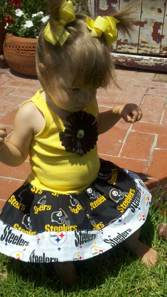 Steelers!!Football Seasons, Steelers National, Steelers Clothing, Pittsburgh Steelers, Footballl Seasons, Future Kids, Baby Girls, Steelers Outfit, Daddy Girls