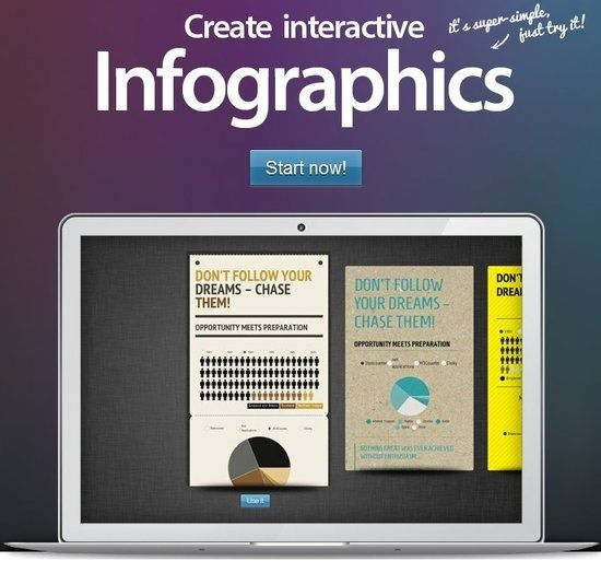 5 Infographic Generator Apps Every Teacher Should Know About from ASCD EDge