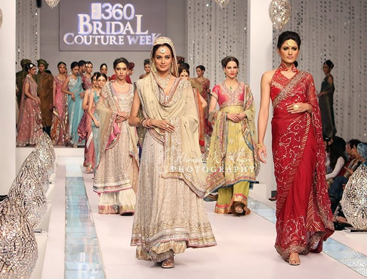 Indian--Bridal couture