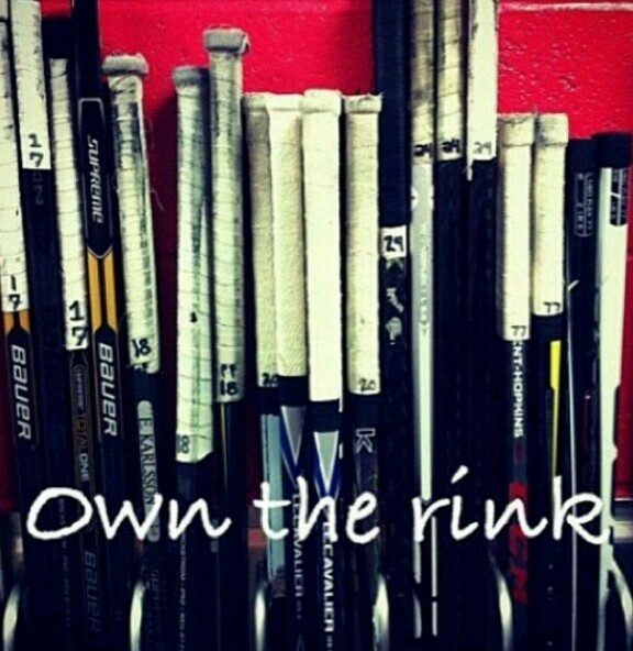 Ringette and hockey♡♥