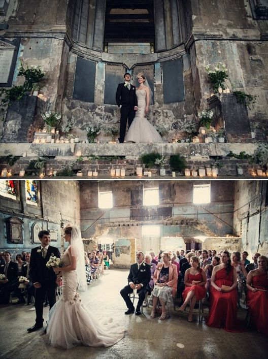 Asylum Arts, AMAZING London Wedding venue