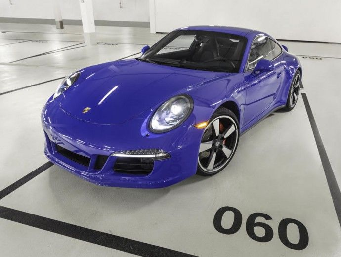 Limited edition Porsche 911 GTS Club Coupe celebrates Porsche Club of America's 60th anniversary