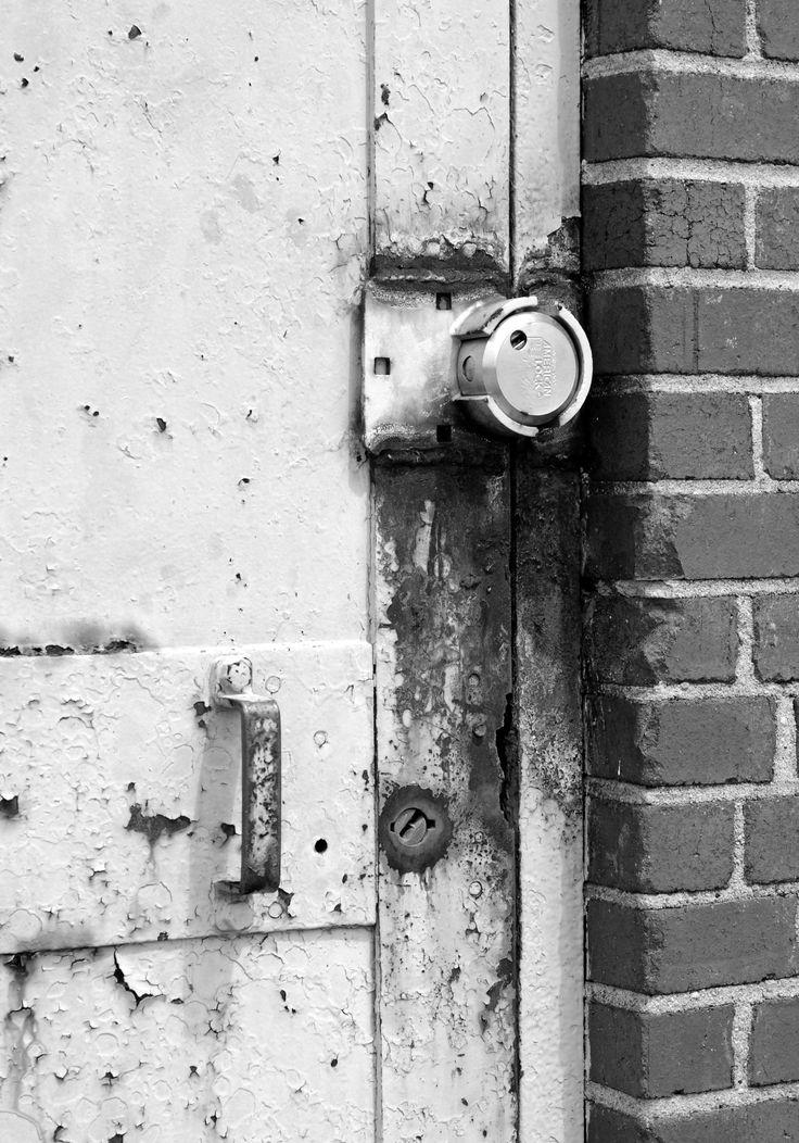 Lorton Prison door lock