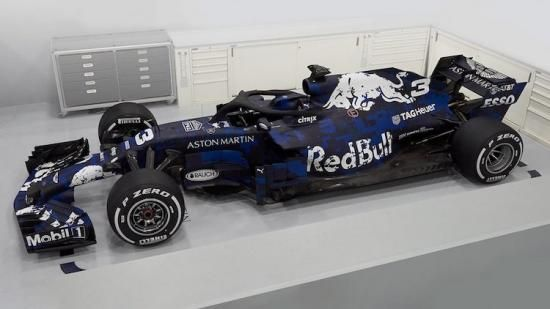 Red Bull Racing presenteert u de RB14