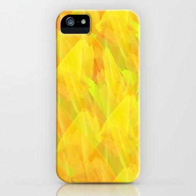 Tulip Fields #106 iPhone & iPod Case by Gréta Thórsdóttir - $35.00