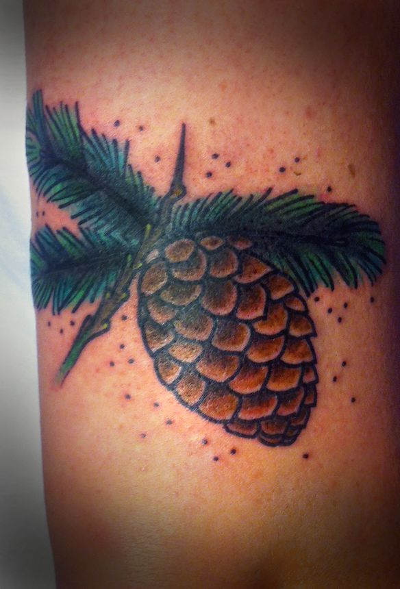 78 best images about wreaths on pinterest tattoo ideas for Pine cone tattoo