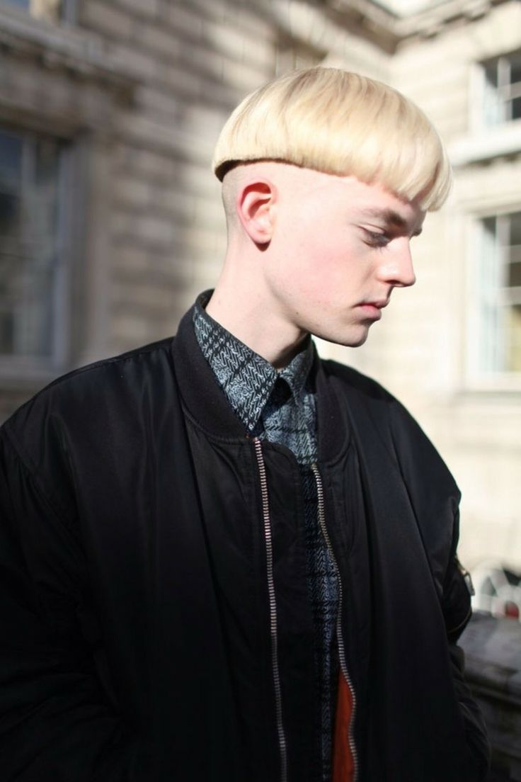 Bowl cut haircut men  best men trends  images on pinterest  hair cut menus hair