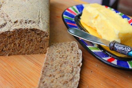 Gluten-Free Easy Little Bread Recipe | Recipes | Pinterest