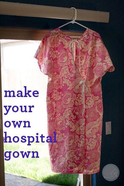 Long Kimono Dressing Gown