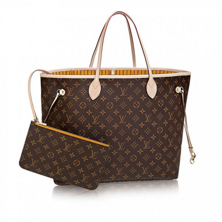 Новая сумка Louis Vuitton Neverfull GM , коллекция 2015 года. Легендарная сумка отличного качества, закажите и вы не пожалеете !