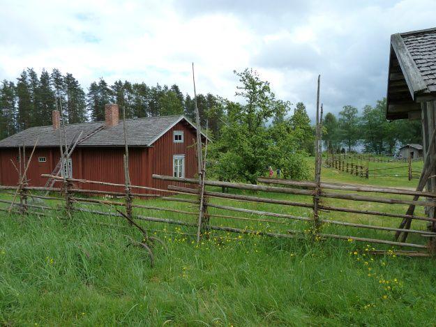 Korteniemen perinnetila,Liesjärvi Finland-KORTtalo1010033S-MHiukkamäki