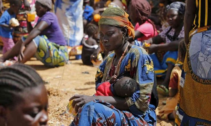 Lake Chad Basin – One long climate catastrophe