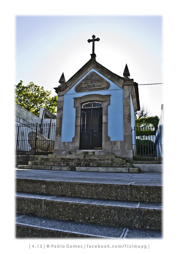 Capela de N.S. da Guia / Capilla de N.S. de Guia / Chapel of Our Lady of Guidance [2013 - Santa Cruz do Bispo - Portugal] #fotografia #fotografias #photography #foto #fotos #photo #photos #local #locais #locals #cidade #cidades #ciudad #ciudades #city #cities #europa #europe @Visit Portugal @ePortugal @WeBook Porto @OPORTO COOL @Oporto Lobers