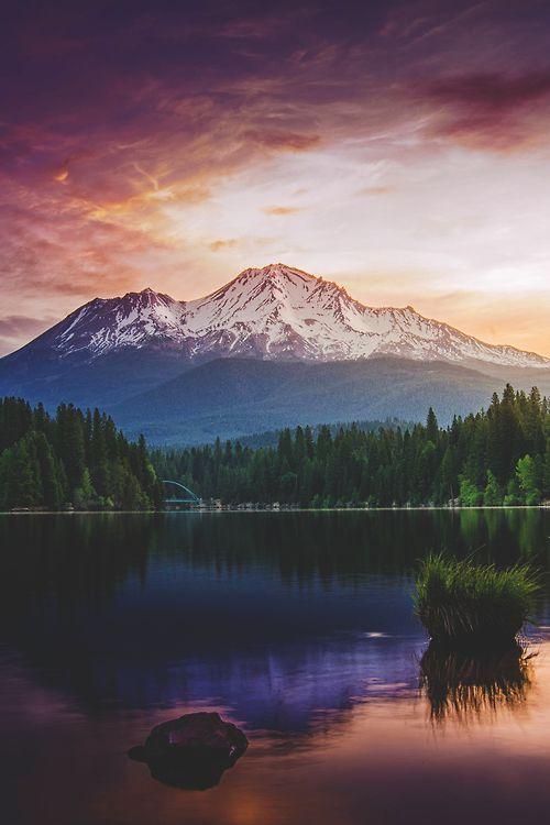 wnderlst: Mt. Shasta, California | Micah Burke