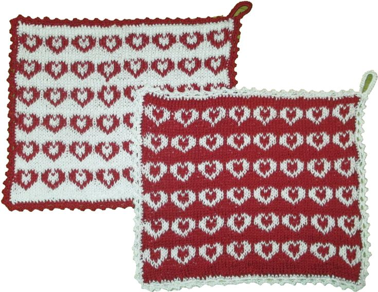 Hearty Potholders