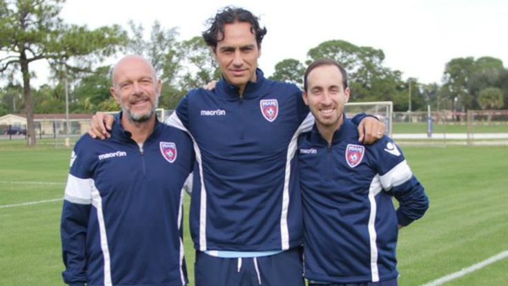 Alessandro Nesta's Miami FC dream is shaping up with a roster of ...