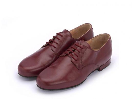 Madame Pivot Shop   DERBY Pelle barolo. Man tango shoes collection