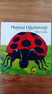 çocuk kitapları, aktiviteler, oyunlar, hayaller...: Huysuz Uğurböceği