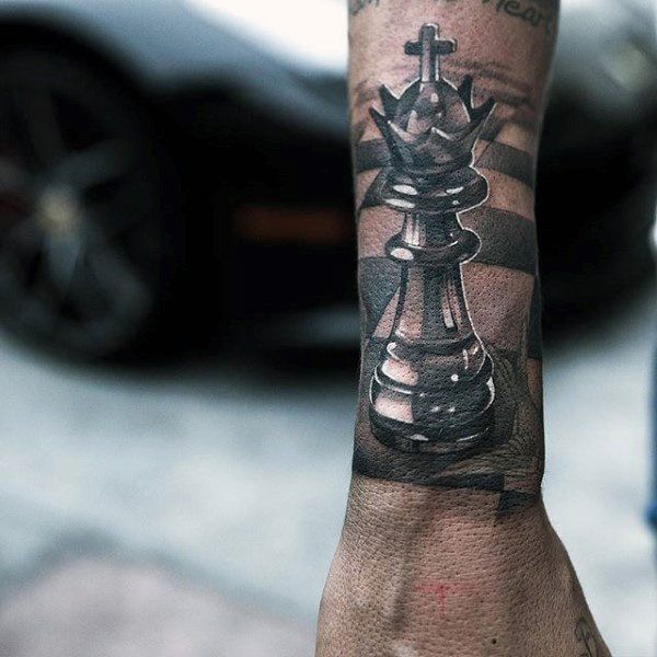 Chess Pieces Tattoo | www.pixshark.com - Images Galleries ...