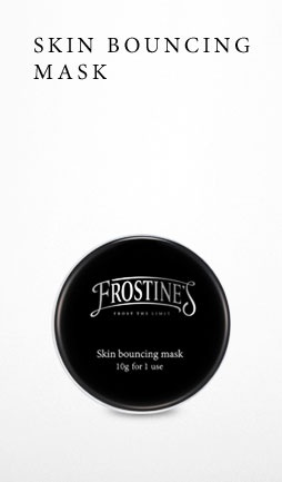 Frostine Skin Bouncing Mask