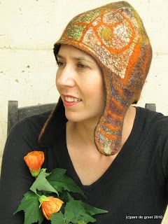 Pam de Groot: Autumn Hat