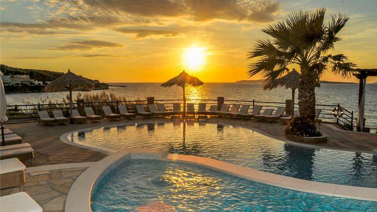 familienfreundliches Hotel - Korfu