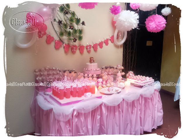 17 best images about babyshower ideas 39 39 on pinterest - Ideas para baby shower nina ...