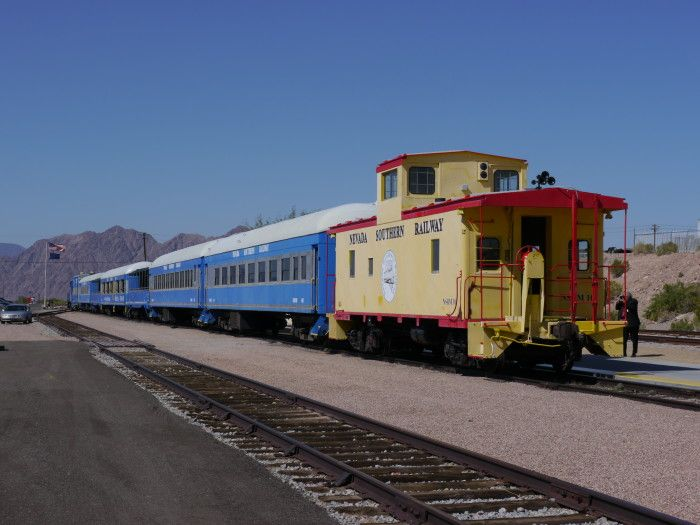 6. Nevada Southern Railway - 601 Yucca St, Boulder City, NV 89005.. Please save this pin... ........................................................... Visit Now!  OwnItLand.com