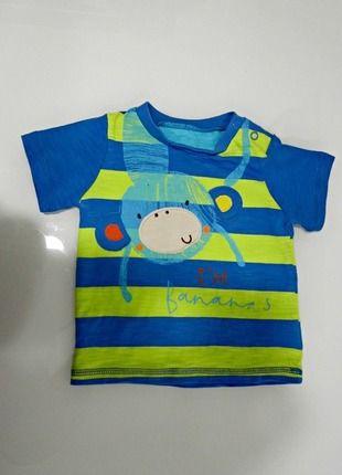 Kupuj mé předměty na #vinted http://www.vinted.cz/deti/miminka-chlapecek/12191431-hezke-barevne-letni-tricko-pro-miminko