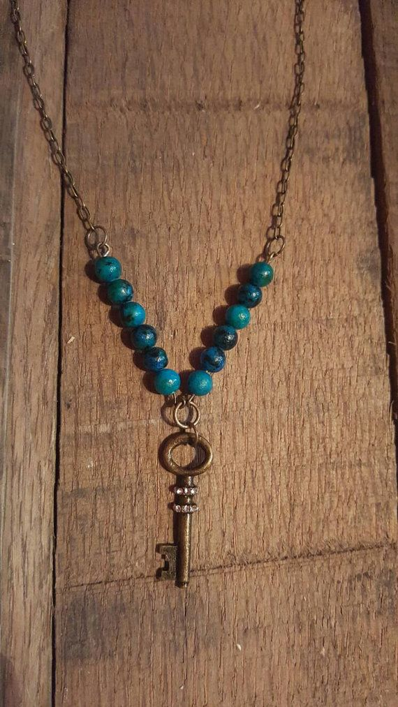 Check out this item in my Etsy shop https://www.etsy.com/listing/473997361/skeleton-key-necklace