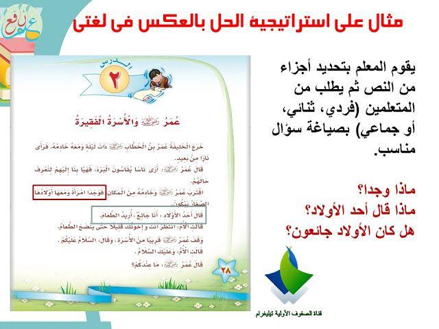 استراتيجية الحل بالعكس Reverse Thinking ضمن استراتيجيات التعلم النشط 3ilm Nafi3 Education Word Search Puzzle Words