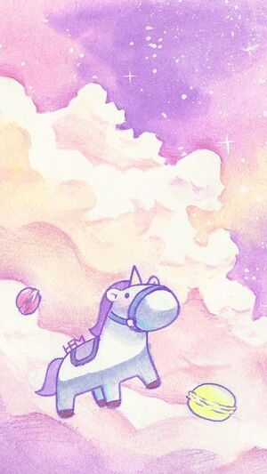 Unicorn in space