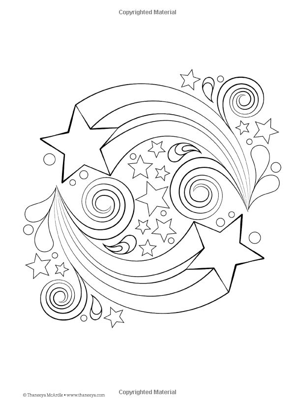 Fun Funky Coloring Book Treasury Designs To Energize And Inspire Design Originals