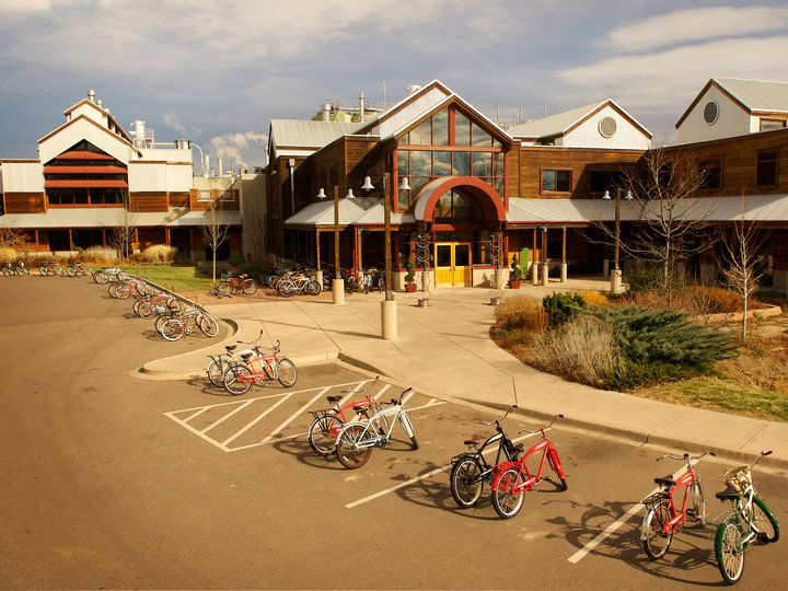 New Belgium Brewery, Fort Collins Colorado! Amazing tour and such a great atmosphere!