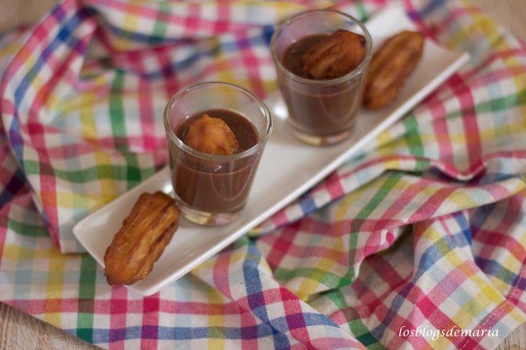 De entre los muchos productos congelados que tiene Maheso, se encuentran estos mini churros que tiene una característica que los hace aún m...
