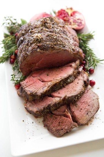 How to Make the Perfect Prime Rib. With the Easiest Step-by-Step Tutorial Ever.
