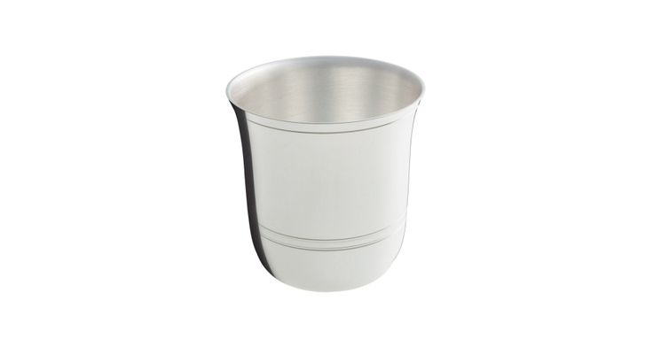 #Ercuis - Suffren baby cup #silver